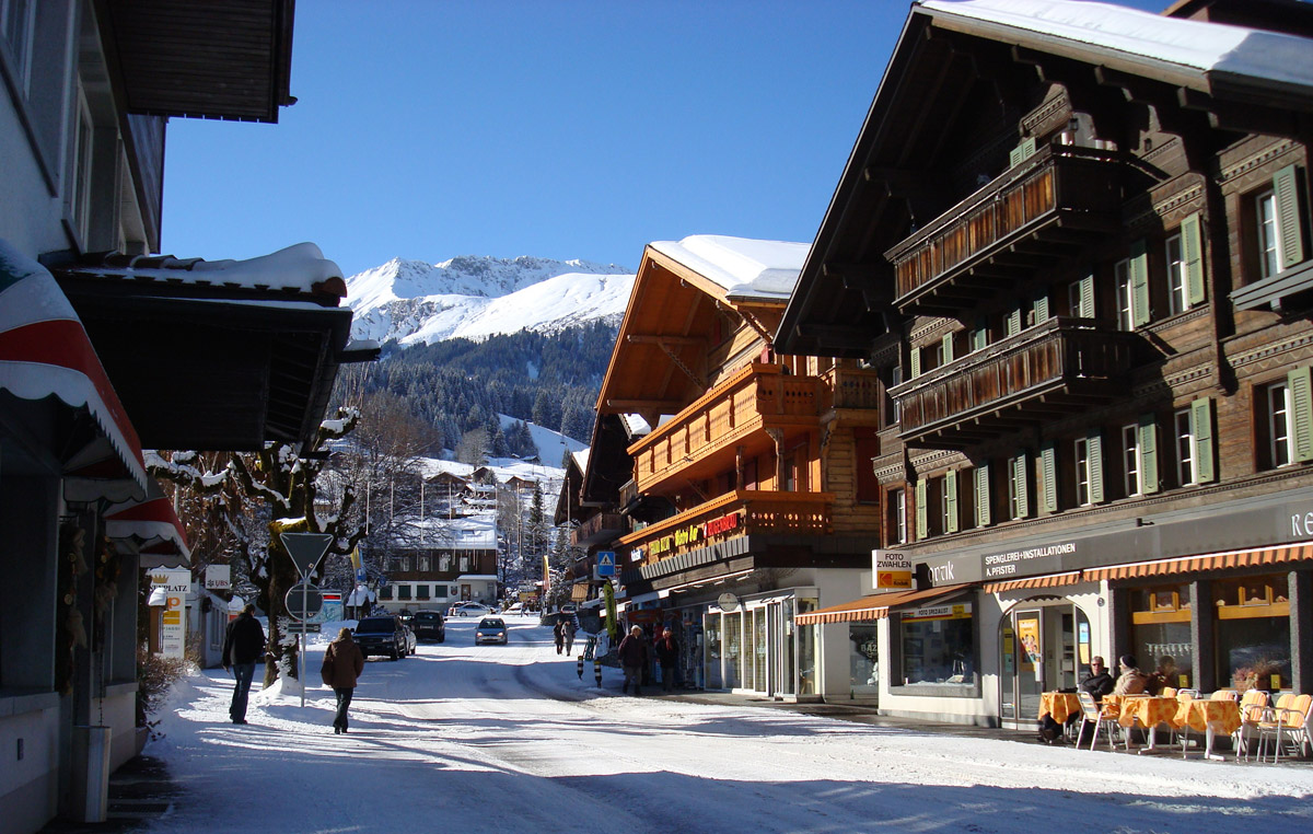 Lenk im Simmental Switzerland  City new picture : Lenk im Simmental Ленк им Зимменталь или Ленк ...